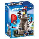 《 德國 playmobil 摩比人 》海盜系列 - 岸邊小砲塔╭★ JOYBUS玩具百貨