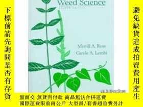 二手書博民逛書店Applied罕見Weed Science (2nd Edition)-應用雜草學(第二版)Y436638 M