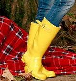 長筒雨靴-經典防滑簡約防水男女雨鞋6色5s34【時尚巴黎】