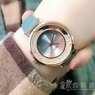 新款滿天星手錶女士時尚潮流韓版簡約氣質防水學生水鉆女錶ins風 小時光生活館