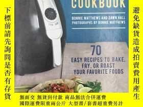 二手書博民逛書店the罕見healthy 5-ingredient air fr