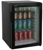 DELLWARE 德萊維 60L 玻璃門無聲冰箱 DW-60RTE