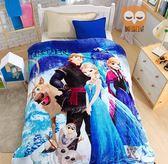 冰雪奇緣-迪士尼加厚法蘭絨暖暖被-(甜甜入夢) 迪士尼正版授權