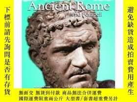 二手書博民逛書店Magic罕見Tree House Fact Tracker #14: Ancient Rome and Pomp