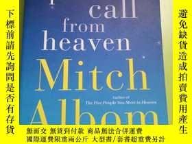 二手書博民逛書店英文原版罕見The first phone call from heavenY458736 Mitch Alb
