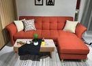 新竹紅毛港【WT002】北歐風 小戶型 L型沙發  沙發床 功能沙發 可改色 (請先來電洽詢有無現貨)