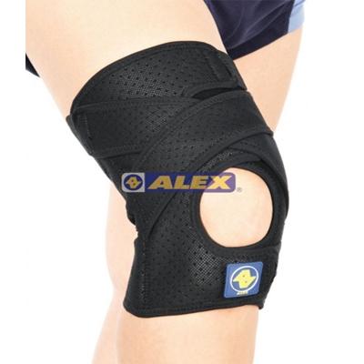 【ALEX】T-16 雙拉加強型護膝(只)-M/L/XL