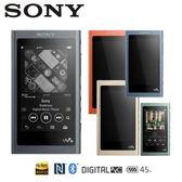 ★107/10/21前贈保護貼+USB豆腐充 SONY 16GB Walkman 數位隨身聽 NW-A55 支援Hi-Res高解析音質 公司貨