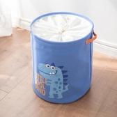 兒童玩具收納箱簍筐桶盒寶寶袋子洗衣置物塑料整理大號髒衣籃神器ATF 艾瑞斯居家生活