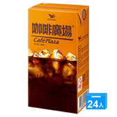 咖啡廣場TP300ml x 24【愛買】