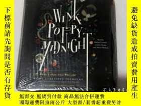 二手書博民逛書店Wink罕見Poppy Midnight 英文原版 有聲小說 5CDY23200 April Geneviev