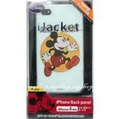 日本原裝 Disney 迪士尼 iPhone4 專用保護套(殼)-米奇款