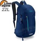 Lowe Alpine FDP67-BP藍圖 Edge II 22L休閒健行背包 日用後背包/登山背包/運動背包 東山戶外用品