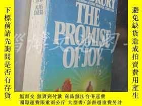 二手書博民逛書店The罕見Promise Of Joy【36開精裝 英文原版】(