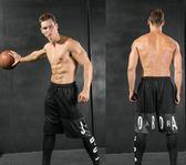 雙十二狂歡運動短褲男精英黑人月德魯訓練褲飛人運動褲jordan籃球褲健身褲男【潮咖地帶】