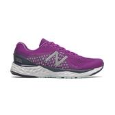 New Balance FRESH FOAM 880女款紫色慢跑鞋-NO.W880P10