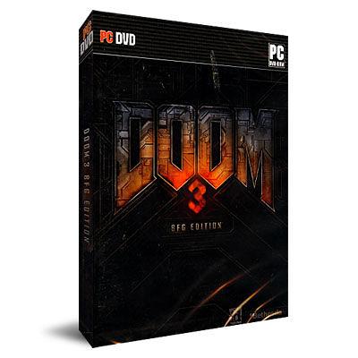 【軟體採Go網】PCGAME-毀滅戰士3 BFG版 / Doom 3: BFG Edition 英文版