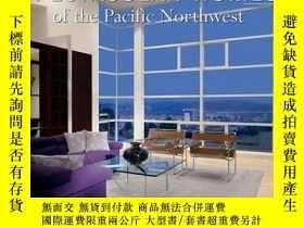 二手書博民逛書店Spectacular罕見Homes of the Pacific Northwest: An Exclusive