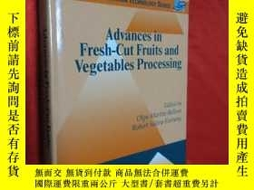 二手書博民逛書店Advances罕見in Fresh-Cut Fruits an