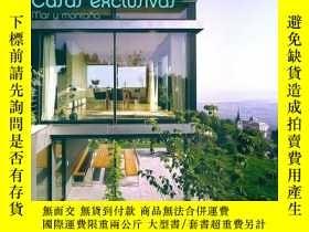 二手書博民逛書店Exclusive罕見Houses. Sea & Mountai