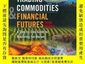 二手書博民逛書店Trading罕見Commodities And Financial Futures: A Step By Ste