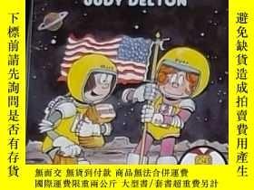 二手書博民逛書店英文原版罕見PLANET PEE WEE by Judy Del
