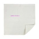 asdfkitty*白色小毛巾/方巾/口水巾-含天然抗菌竹纖維-34*34公分-日本正版商品