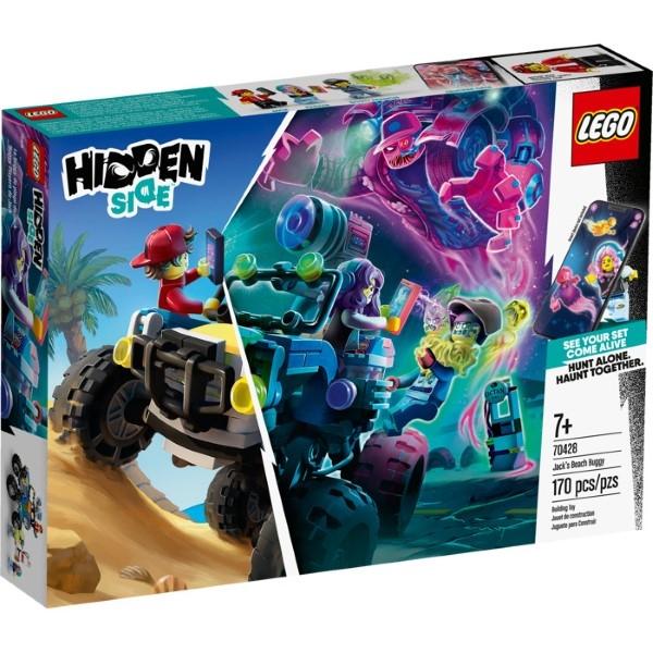 樂高LEGO HIDDEN SIDE 傑克的沙灘越野車 Jack's Beach Buggy 70428 TOYeGO 玩具e哥