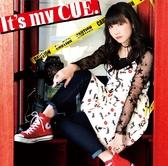 田所梓-It's my CUE.(通常盤)