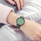 新款韓版潮流時尚女錶簡約休閒大氣情侶錶學生錶防水男士手錶 芊惠衣屋