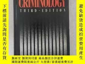 二手書博民逛書店Theoretical罕見Criminology Third EditionY437364 George B