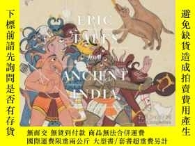 二手書博民逛書店Epic罕見Tales From Ancient IndiaY362136 Marika Sardar San