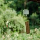 日式家居和風櫻花風鈴掛飾 庭院子裝飾品 手工創意精致女生日禮物 格蘭小鋪