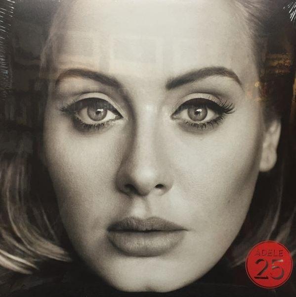 【停看聽音響唱片】【黑膠LP】愛黛兒:二十五歲