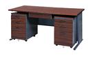 568-6 (深灰腳) BTH150主管桌(整組) W150×D70×H74公分