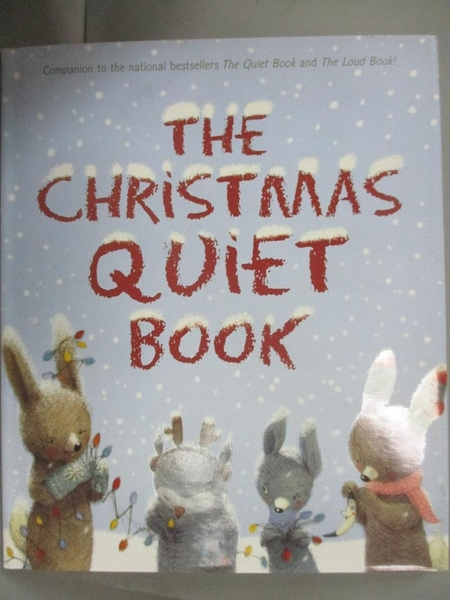 【書寶二手書T1/少年童書_NEY】The Christmas Quiet Book_Underwood, Deborah