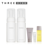 THREE 平衡洗顏慕絲買2送3組