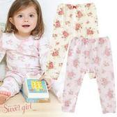 兒童內搭褲Sweet girl浪漫氣質小花