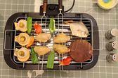【新年鉅惠】 燒烤爐家用電烤爐 無煙烤肉爐韓式電烤盤電燒烤架電烤爐迷你烤爐