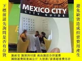 二手書博民逛書店Lonely罕見Planet mexico cityY24878