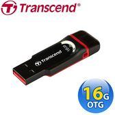 [富廉網] 創見 Transcend 16GB JetFlash340 USB2.0 OTG隨身碟