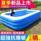 現貨游泳池家用加厚充氣水池游泳桶成人家庭洗澡池3.1米YYJ(快速出貨)