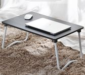 筆電桌筆記本電腦桌做床上用懶人桌小桌子簡約可折疊小書桌jy【快速出貨八折搶購】