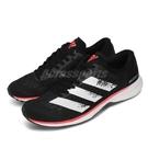 adidas 慢跑鞋 Adizero Adios 5 W 黑 白 女鞋 BOOST中底 低筒 運動鞋 【ACS】 EE4301