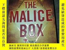 二手書博民逛書店the罕見malice boxY16595