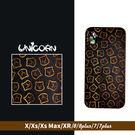木頭浮雕款-滿滿維尼頭像 全包硬殼 保護殼 iphone XS Max XR X XS 8 8plus 7 7plus Unicorn手機殼