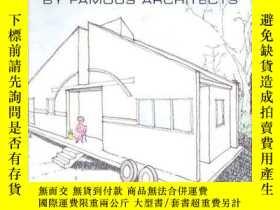 二手書博民逛書店Mobile罕見Homes by Famous Architec