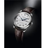 LONGINES 浪琴Master 巨擘系列機械錶-40mm年曆功能L29104783