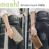 小皮件系列【A Shop】Moshi Wristlet Clutch 手腕包/手拿包 For iPhone Xs /Xs Max / XR / X / 8/7