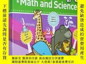 二手書博民逛書店英文原版罕見Get Ready for Kindergarten